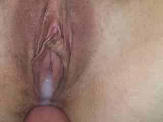 37m/38f Illinois couple. She loves being filled up. Anyone want to add to this?
