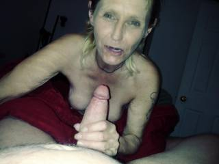 Who wants a cheap blow from my neighbors ho?