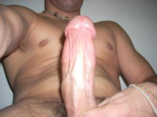 my veiny cock ready to fuck