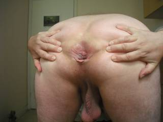 msfanny, I dedicate this pic to you, my number one bumhole fan. I am sure you know just how much I\'d love to feel your hot wet tongue rimming my tight sweaty hole, as much as I\'d love to lick your hot juicy cunt