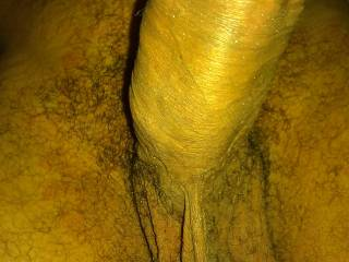This pic was. Little hard to take my cock was in the way