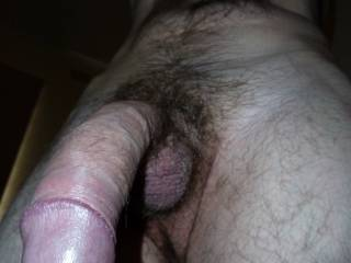Imagine you\'re on your knees and about to take this down your throat...