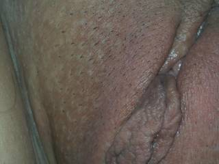 I'd love to lick on it and taste your pussy juices yummy