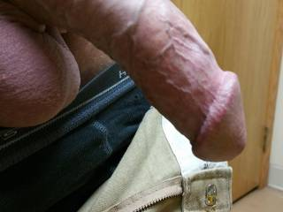 Wow that is huge my wife would swallow that whole