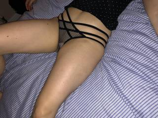 I love my new knickers, do you like them too?