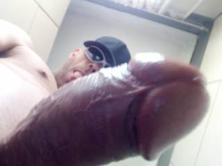 I\'m so horny here my cock was throbbing