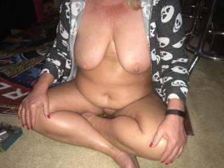 55yo wife big tits