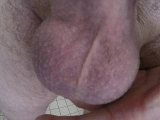 My smooth  tight sack