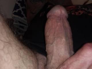 Nice hard cock jack off time🤔👀👀👅👅💋