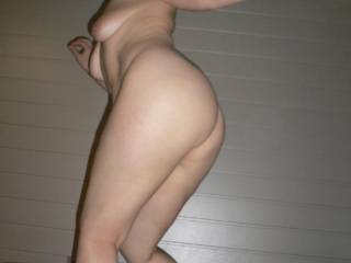 I'd love her, but I have no lady to trade, can I offer you anything else.  Would love to lick her sweet cunt.
