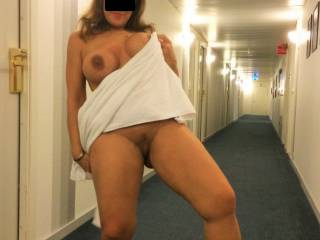 If you come to Canada, I'd love to lick your sweet little pussy until you cum hard all over my eager tongue. Then I'll slide my throbbing hard cock into you and fuck you real good until I blow a huge load deep inside!