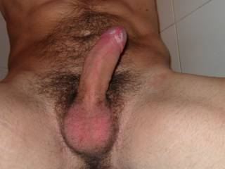 Mmmm great cock!! So big and thick. Very interested