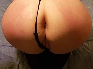 Sir stopped by for lunch, wasn't I a good girl to take his dick and spanking?