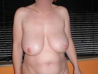 Not much of a boob man...  but I like yours...