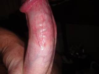 awesome cock.  I think it needs a warm mouth.