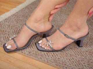 For all the foot lovers how do you like this?