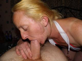 would like her to suck on my cock as i lick and suck on Joannes sweet pussy xx