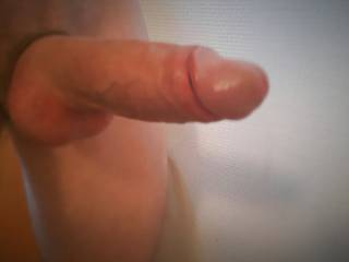 ... Please comment.. cockring fat cock cumming throbbing
