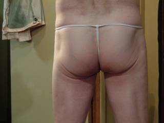 Anyone else agree with wife and think a sexy ass, especially for a 58 yr old man?