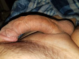 It\'s big and thick and warm to the touch