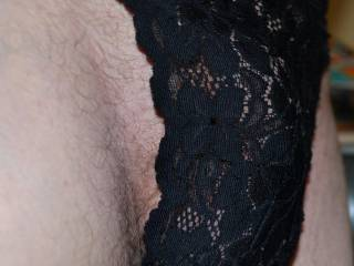 I like wearing ladies lace style thongs. What styles do you prefer?