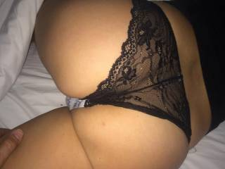 My husband wants to know if anyone wants to bang my ass