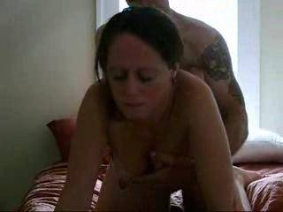 That was 2 years ago. I am hoping that you have discovered good lube and lots of it since then. She is extremely hot and I would love to see her look when she is cumming on your cock.