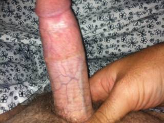 Nice dick, love to watch you fuck my wife with that ;-)