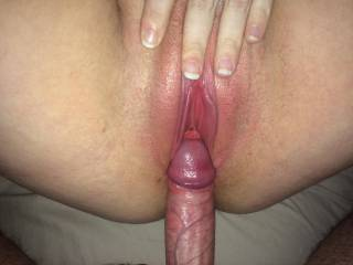 Hi guys, hot pic...nice sexy pussy & hard cock 2 play with.