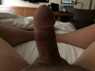 My hard cock...ready for you!