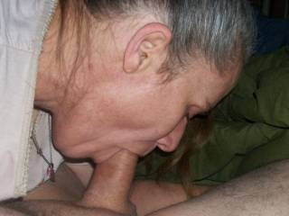 i would try to last a while but with your mouth sucking my cock i probly spunk my load over your pretty face hun