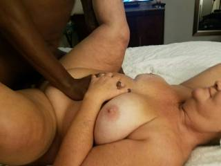 Met up with this hot wife who wanted a massage and some BBC. How could i say no.