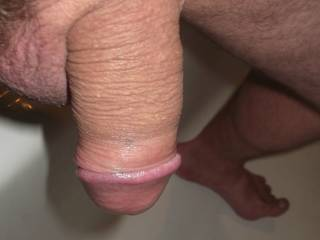 that cock needs a good licking and sucking to get him nice and hard so we can fuck Mrs together mmmmm