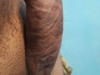 My dick  when I woke up!!!