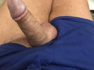 OMG the thought of bobhot69 gf taking my cock into one of her holes as got my cock so stiff and horny for her
