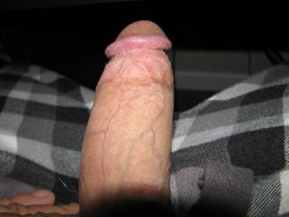 waiting on some soft lips to suckle and pull that juice for this cock
