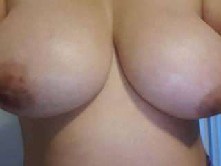 Got to love gf big boobs