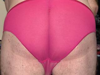 Sexy new pink Kayser panties that came in a set