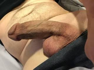 just shaved and am ready to jerk and cum