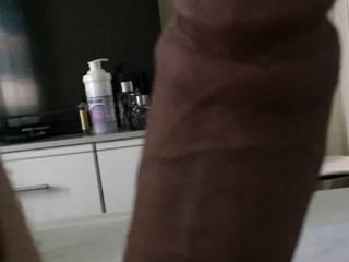 Woke up feeling horny as I do every morning