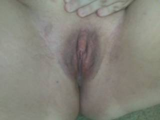 Cum after masturbating