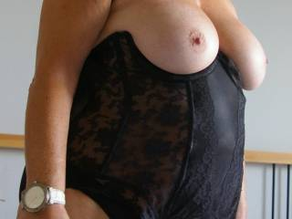 Lingerie is fine.... but sexy is better.....Do you want to see more?