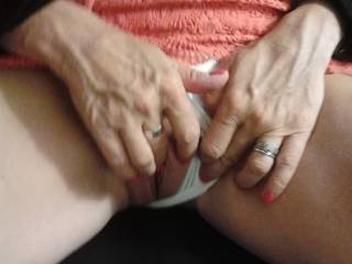 would like to eat your pussy on pantie. suck you hard to draw your juices. you are attractive lady ...