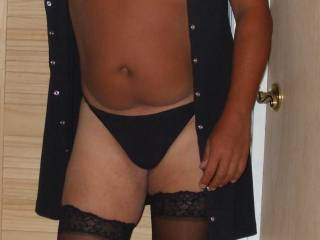 :-)) I wish I was your neighbor to come over and dress sexy with ya !! ;-))