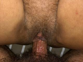 Hairy fun for two.... April \'19