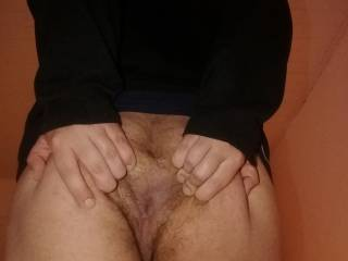 What shoud I shove in my hole?