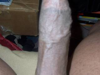Wow, your cock got me so horny!  Keep posting, check my pics too! ;)