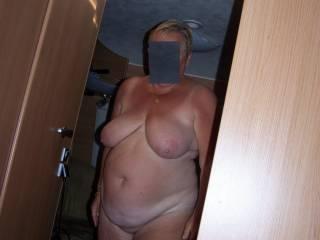 You look fabulous, love those beautiful big tits.