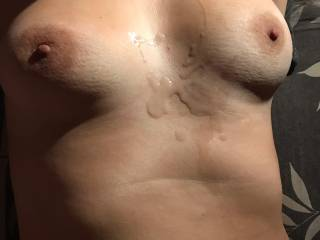 That has happened alter a video chat. 