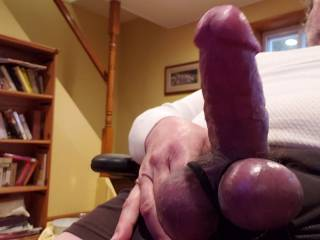 Fantasizing someone's chin was between my balls, any takers?